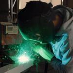 Analise metalográfica solda